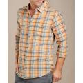 Mango Orange - Toad&Co - Men's Cuba Libre LS Shirt