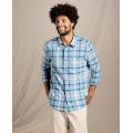 Snorkel Blue - Toad&Co - Men's Cuba Libre LS Shirt