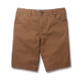 Seal Brown - Toad&Co - Men's Mission Ridge Short 10.5""