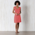 Spiced Coral - Toad&Co - Women's Sama Sama Dress