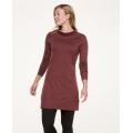 Mahogany - Toad&Co - Women's Aurora LS Dress