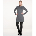 Charcoal Heather - Toad&Co - Women's Aurora LS Dress