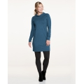 Deep Teal - Toad&Co - Women's Aurora LS Dress