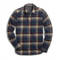 Blue Wing Teal - Toad&Co - Men's Mojac Overshirt