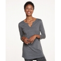 Charcoal Heather - Toad&Co - Women's Tamaya Dos Tunic