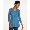 Hydro Patchwork Print - Toad&Co - Women's Tamaya Dos Tunic