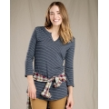 Nightsky Stripe - Toad&Co - Women's Tamaya Dos Tunic