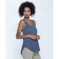 Blueberry - Toad&Co - Women's Papyrus Flowy Tank