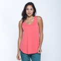 Spiced Coral - Toad&Co - Women's Papyrus Flowy Tank