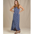 High Tide Blanket Print - Toad&Co - Women's Sunkissed Maxi Dress