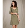 Rustic Olive - Toad&Co - Rosalinda Dress