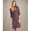 Huckleberry Line Print - Toad&Co - Rosalinda Dress