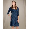 Nightsky Line Print - Toad&Co - Rosalinda Dress