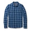 True Blue - Toad&Co - Men's Indigo Flannel Slim LS Shirt