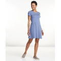 Blueberry Stripe - Toad&Co - Women's Windmere SS Dress