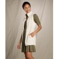 Oatmeal - Toad&Co - Women's Allie Fleece Vest
