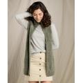 Rustic Olive - Toad&Co - Women's Allie Fleece Vest