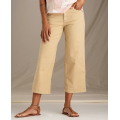 Starfish - Toad&Co - Women's Earthworks Wide Leg Pant