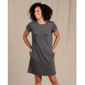 Soot Texture Print - Toad&Co - Women's Windmere Ii SS Dress