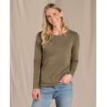Fir - Toad&Co - Women's Primo LS Crew