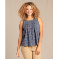 North Shore Ditsy Print - Toad&Co - Women's Willet Pintuck Tank