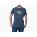Pirate Blue - KUHL - Men's Born in the Mountains T