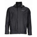 Black - Marmot - Men's PreCip Jacket