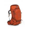 Cinnabar Red - Osprey Packs - Atmos AG 65