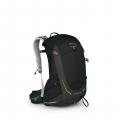 Black - Osprey Packs - Stratos 24