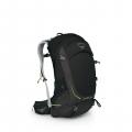 Black - Osprey Packs - Stratos 34