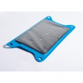 Blue - Sea to Summit - TPU Guide Waterproof Case for Small Tablets