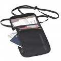 Black - Sea to Summit - Travelling Light Neck Wallet