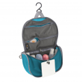 Pacific Blue - Sea to Summit - Travelling Light Hanging Toiletry Bag