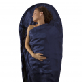 Navy Blue - Sea to Summit - Premium Silk Travel Liner