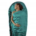 Green - Sea to Summit - Premium Silk Travel Liner