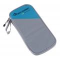 Blue - Sea to Summit - Travelling Light Travel Wallet RFID