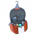 Black - Sea to Summit - Travelling Light Hanging Toiletry Bag