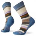 Mist Blue - Smartwool - Women's Everyday Saturnsphere Crew Socks