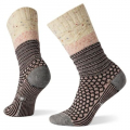 Pink Nectar - Smartwool - Women's Everyday Popcorn Cable Crew Socks