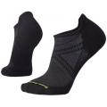 Black - Smartwool - Run Targeted Cushion Low Ankle Socks