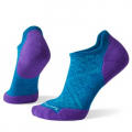 Ocean Abyss - Smartwool - Women's Run Targeted Cushion Low Ankle Socks