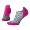 Medium Gray - Smartwool - Women's Run Targeted Cushion Low Ankle Socks