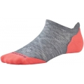 Light Gray - Smartwool - Women's PhD Run Light Elite Micro