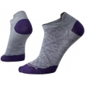 Light Gray - Smartwool - Women's PhD Run Ultra Light Micro