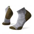 Lunar Gray - Smartwool - Run Targeted Cushion Low Cut Socks