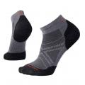 Graphite - Smartwool - Run Targeted Cushion Low Cut Socks