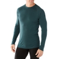 Lochness Heather - Smartwool - Men's Merino 250 Baselayer Crew