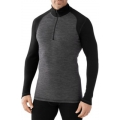 Black - Smartwool - Men's Merino 250 Baselayer Pattern 1/4 Zip
