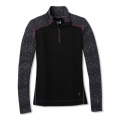 BLACK MEDALLION - Smartwool - Women's Merino 250 Baselayer Pattern 1/4 Zip
