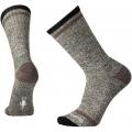 Black-Taupe Heather - Smartwool - Everyday Larimer Crew Socks